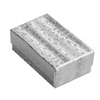 11-S (BX2810S) Silver Cotton Filled Boxes