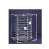 3205 Acrylic Revolving Earring Display Case