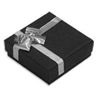 BP11 (BK) Bow-tie T Earring Box