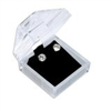 BX1008 LUCITE EARRING BOX