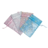 BX1298-(MX) Assorted Fancy Organza Drawstring Pouches