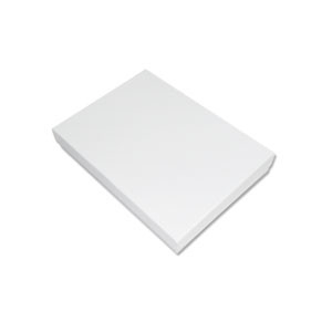 White Glossy Jewelry Gift Boxes