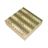 G-4 Cotton-Filled Boxes Gold Color