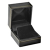 LE3(BK) Black Letherette Earring Box