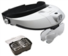 LO155 5 Lens Binocular Visor with dual LED