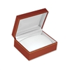 LW9 Leatherette Watch Box (Red/White)