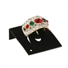PC1001P(BK) Black Ring Card Insert